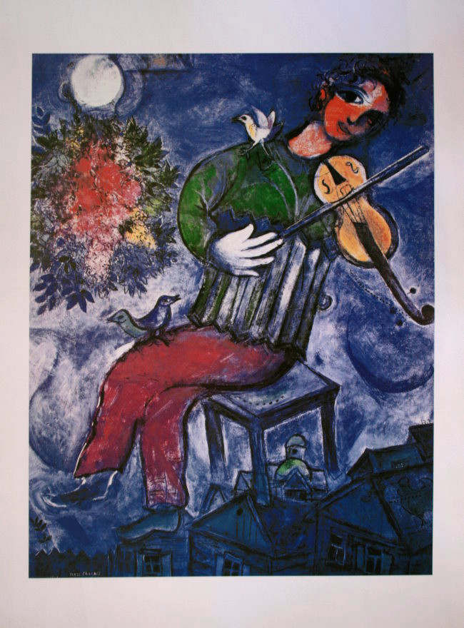 reproduction marc chagall