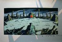 Philippe Druillet : The Central Area