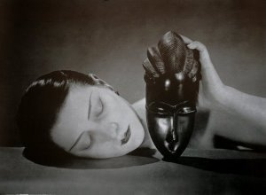 Stampa Man Ray, Noire et blanche, 1926