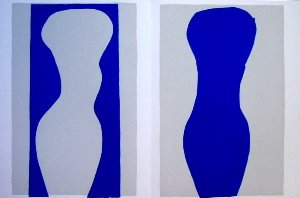 Lithographie Matisse, Formes