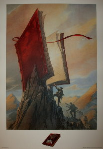 Affiche d'Art Schuiten, The Ultimate Book