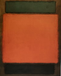 Mark Rothko framed posters