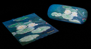 Claude Monet Spectacle Cases: Nympheas