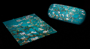 Vincent Van Gogh Spectacle Case : Almond Tree
