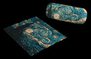 Vincent Van Gogh Spectacle Case : Starry night