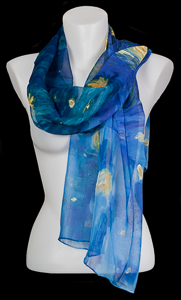 Vincent Van Gogh   Foulards, écharpes, étoles d Art   idées cadeaux ... 85357399383