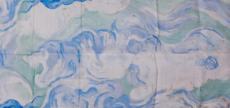Bufanda De Seda Vincent Van Gogh Wheatfield