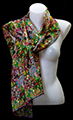 Gustav Klimt scarf : Dancer