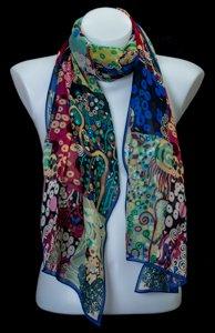 profiter du meilleur prix chaussures authentiques sélectionner pour l'original Gustav Klimt : Art scarves, 100% silk, a cultural and ...