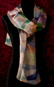 Foulard Delaunay : Windows