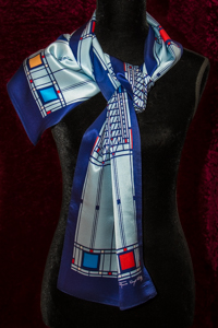 Frank Lloyd Wright Scarves A Cultural And Artistic Gift Idea