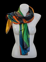 Paul Gauguin scarves