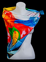 Foulards Jeff Koons