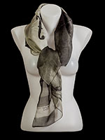 Man Ray scarf