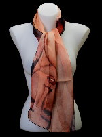 Amedeo Modigliani scarves