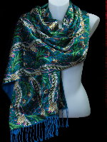 William Morris scarves