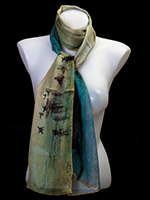 William Turner scarf