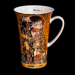 Goebel : Gustav Klimt mug  : The kiss