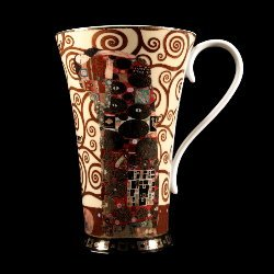 Goebel : Mug Gustav Klimt : Fulfillment