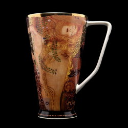 Goebel : Mug Gustav Klimt : Sea Serpent