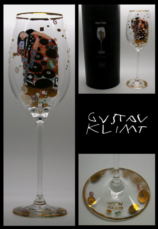 verre a vin klimt