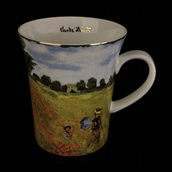 Goebel : Mug Claude Monet : I papaveri