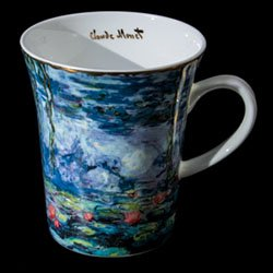 Goebel : Mug Claude Monet : Nymphea mattina