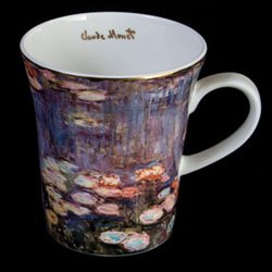 Goebel : Mug Claude Monet : Nymphea sera