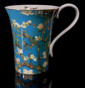 Goebel : Vincent Van Gogh Mug : Almond Tree