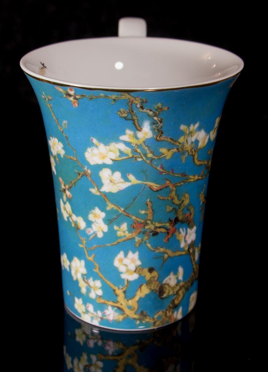 Vincent Van Gogh Porcelain Mug Almond Tree