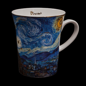 Goebel : Vincent Van Gogh Mug : Starry night