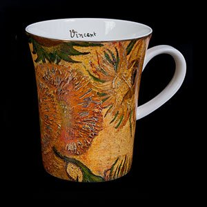 Goebel : Vincent Van Gogh Mug : Sunflowers