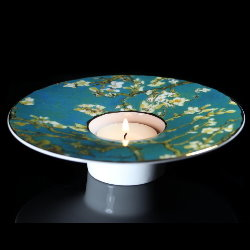 Vincent Van Gogh porcelain Art Light, Almond Tree