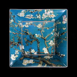 Goebel : Vincent Van Gogh Porcelain bowl (24cm) : Almond Tree