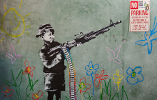 Affiches Banksy