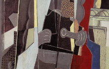 Georges Braque : La musicienne
