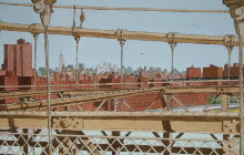 André Juillard : Brooklyn Bridge
