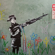 Banksy posters