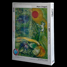Puzzle Chagall