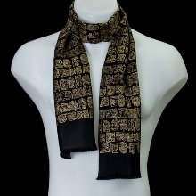 Combas scarf for men