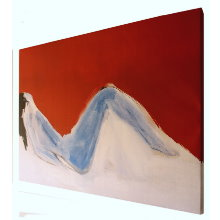 Nicolas De Staël Canvas prints