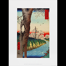 Affiches Hiroshige