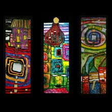 Hundertwasser Bookmarks