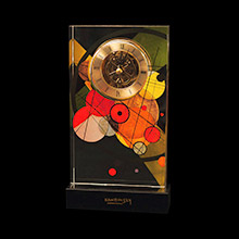 Gustav Kandinsky desk clocks