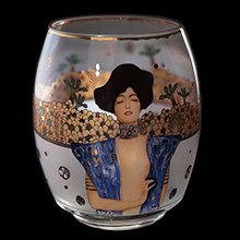 Gustav Klimt Candles