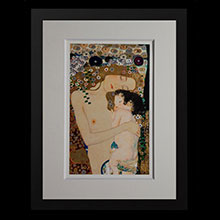 Gustav Klimt framed prints