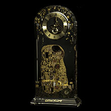 Gustav Klimt desk clocks