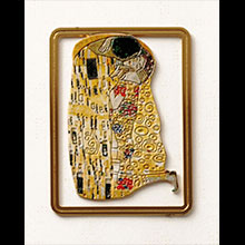 Gustav Klimt bookmarks