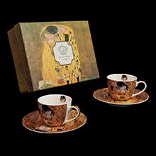 Klimt mugs and cups