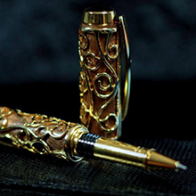 Gustav Klimt Pens : The tree of life